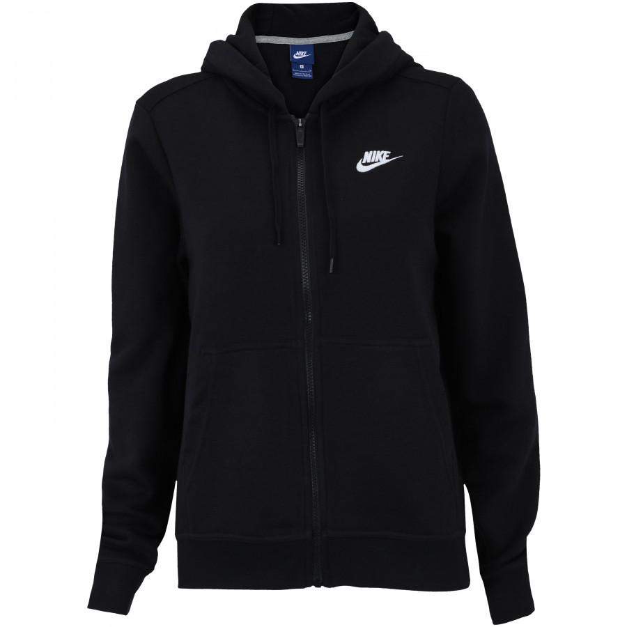 Jaqueta Nike Infantil NSW HDY Preta
