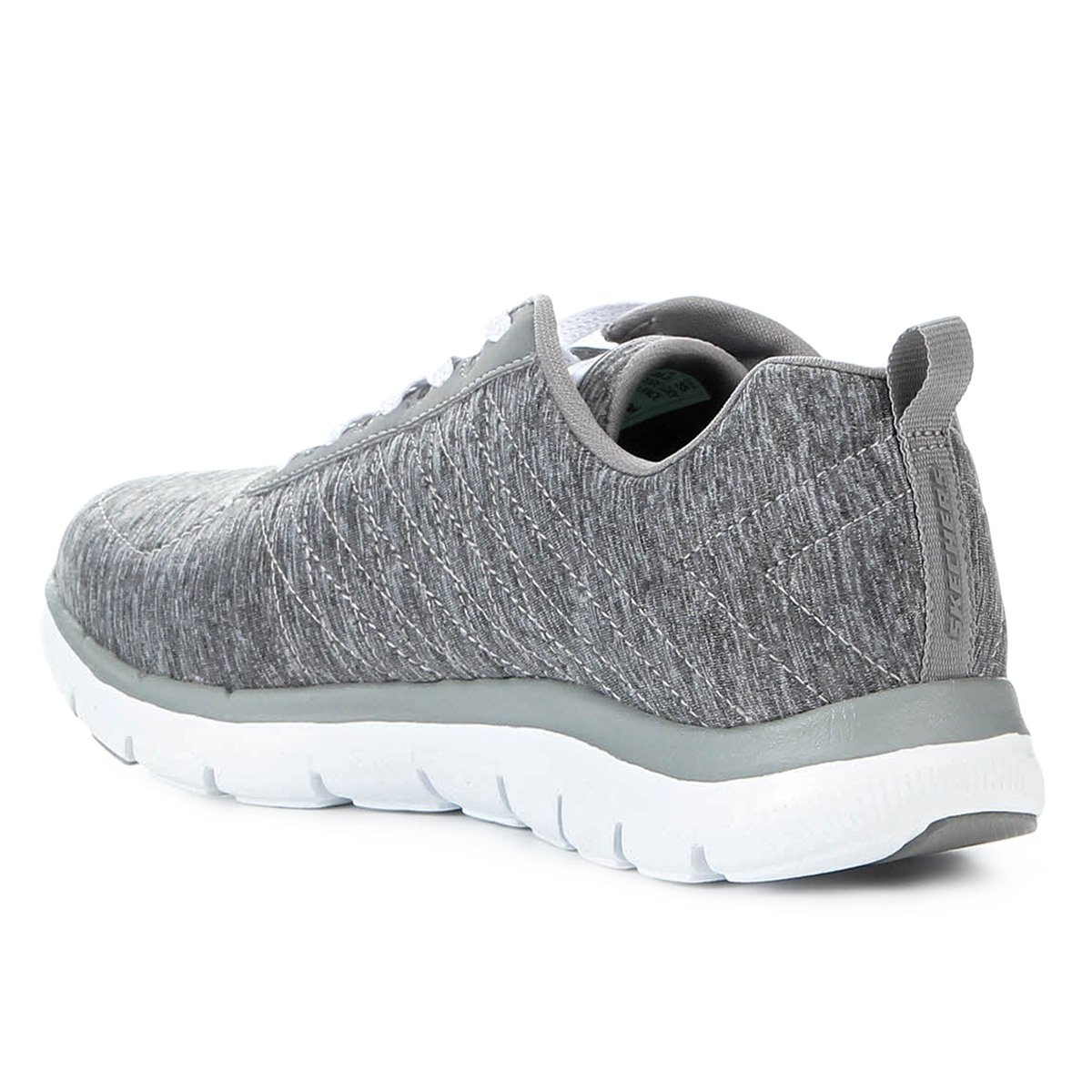 Tenis Skechers Flex Appeal 2.0 Gray