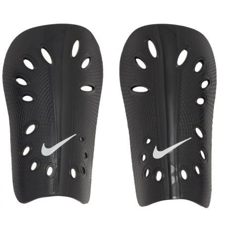 Caneleira Nike J Guard Soccer Preta