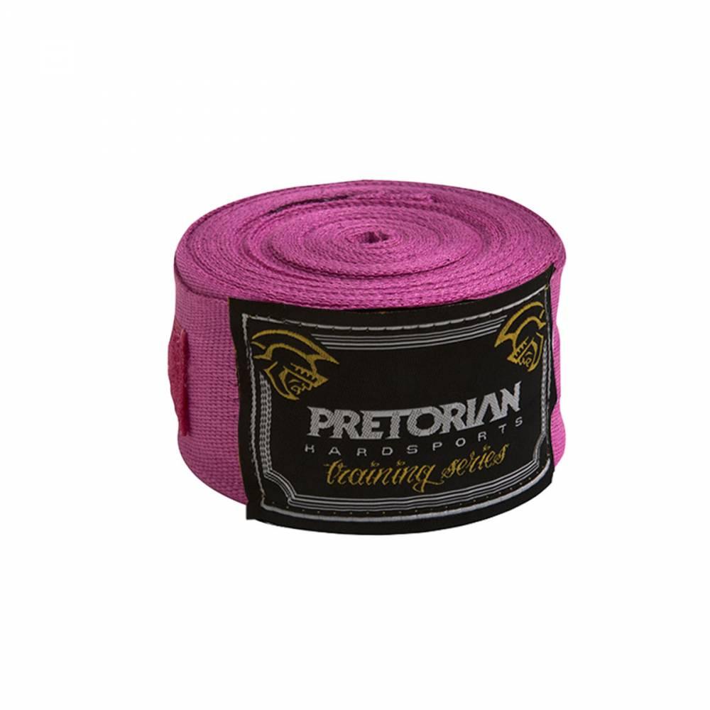 Bandagem Elástica Pretorian Rosa