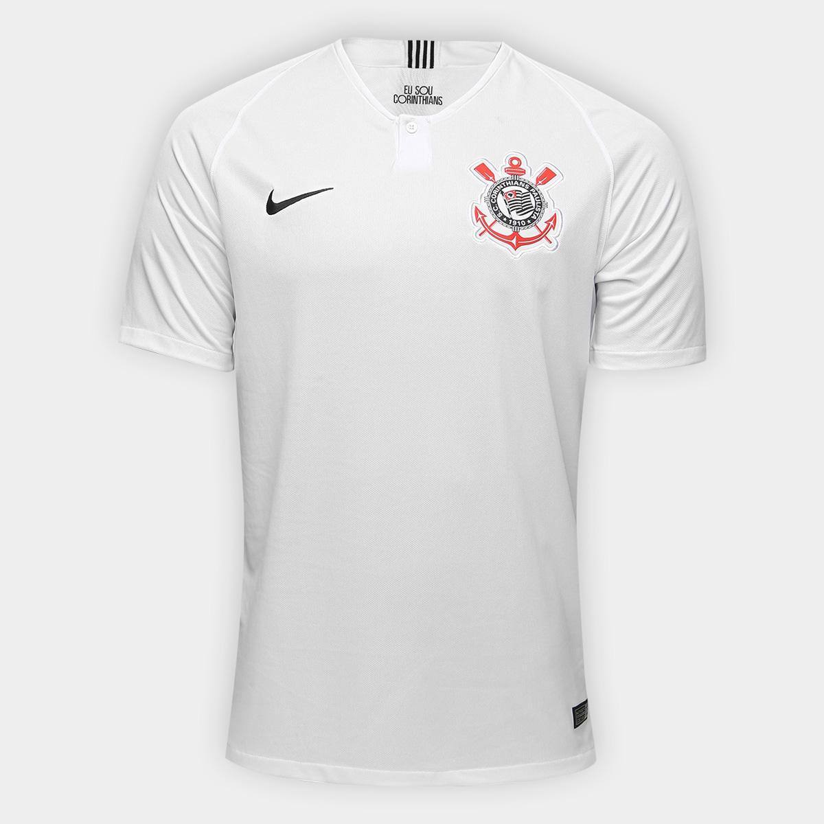 Camisa Nike Corinthians 2018