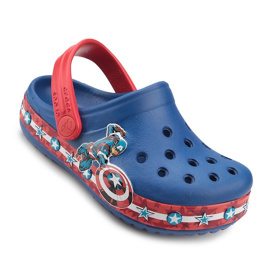 Crocs Cb Fl Captain America Clg Kids