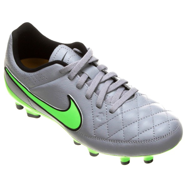Chuteira Nike Tiempo Genio Leather FG