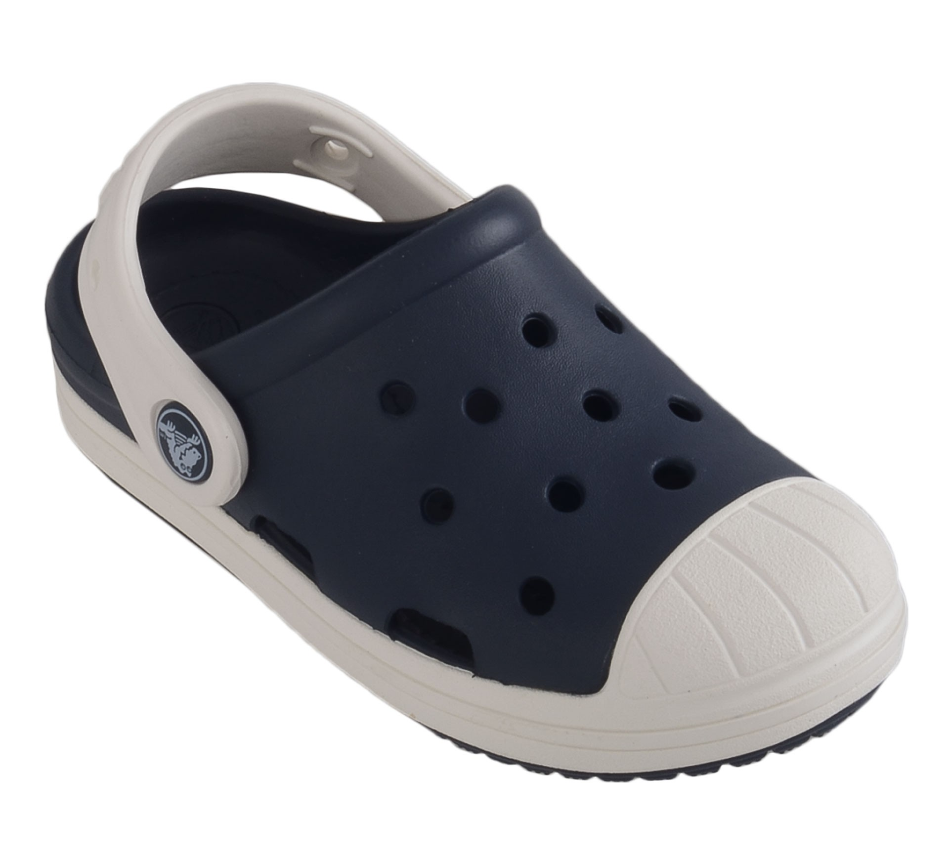 Crocs Bump It Clog Navy/Oyster