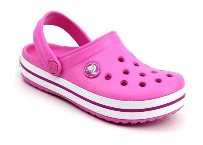 Crocs crocband Kids Party Pink