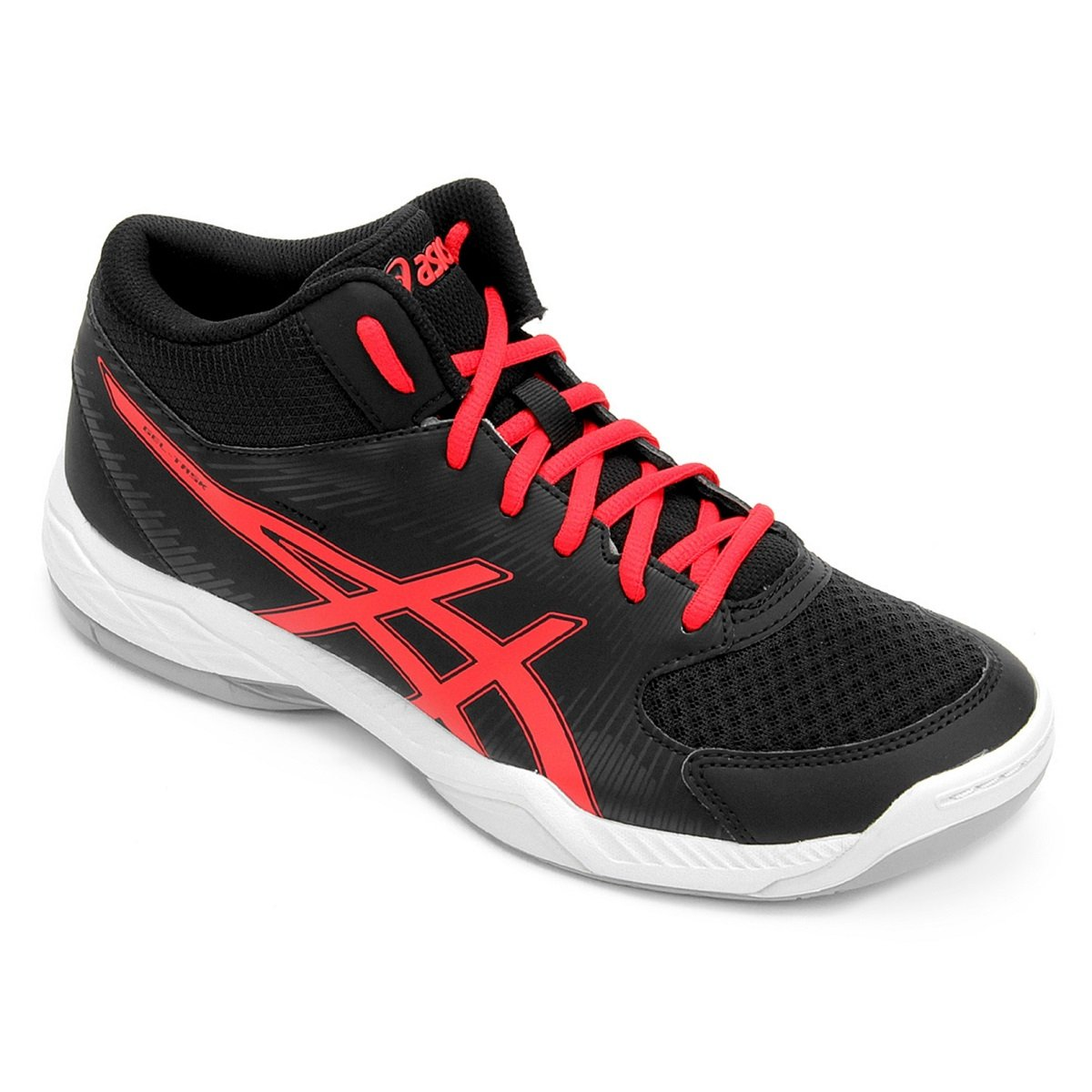Tênis Asics Gel Task MT Black/Red Alert