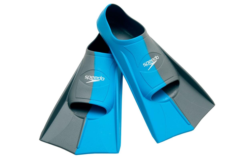 Nadadeira Dual Training Fin Azul