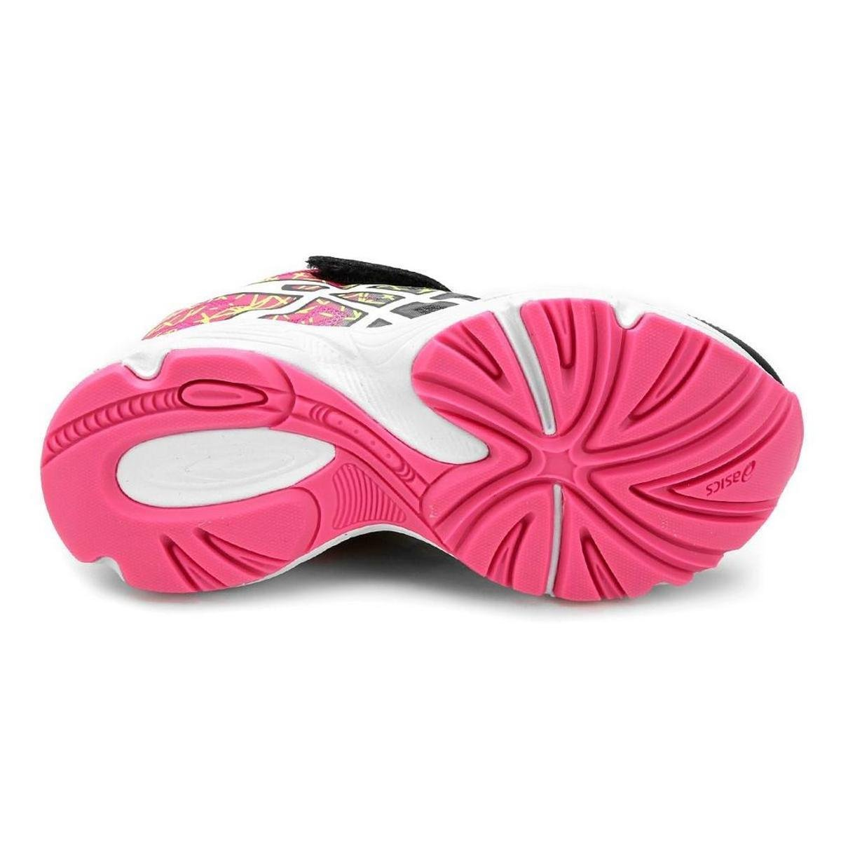 Tenis Asics Fantasy 2 PS Black/White/Knockout Pink