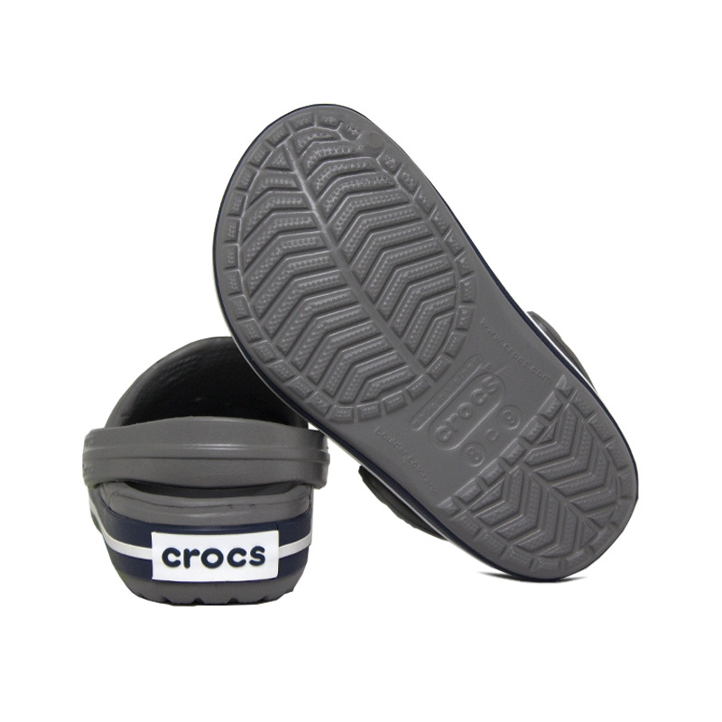 Crocs crocband Kids Smoke/Navy