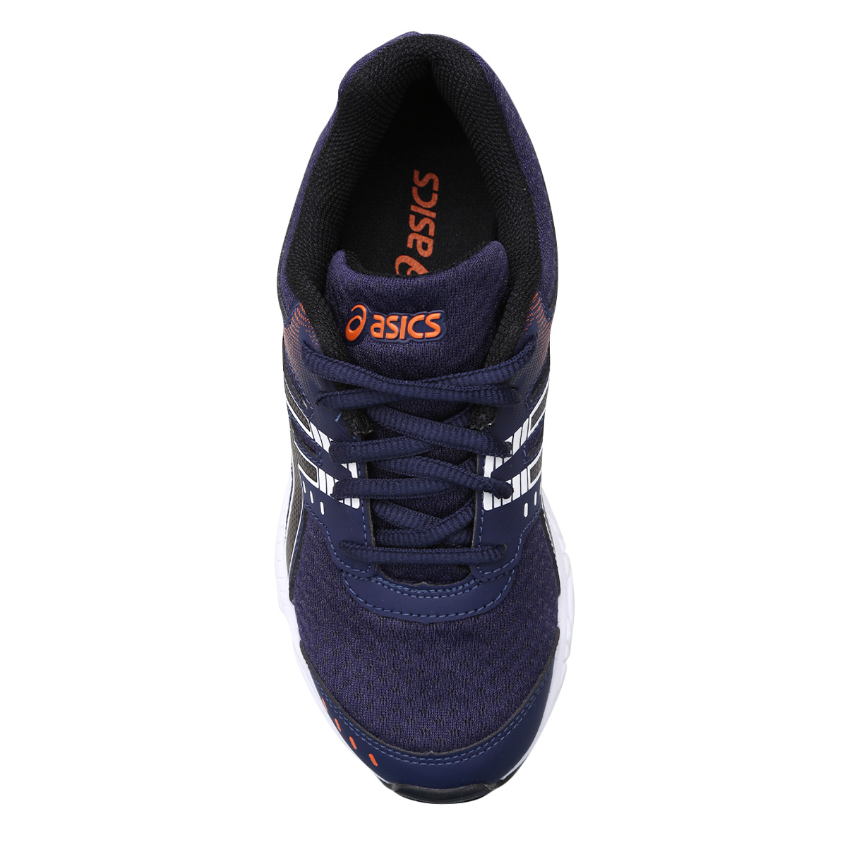 Tênis Asics Buzz 3 GS Peacot/White