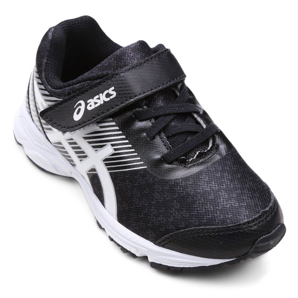 Tênis Asics Fantasy 3 Ps Black/White