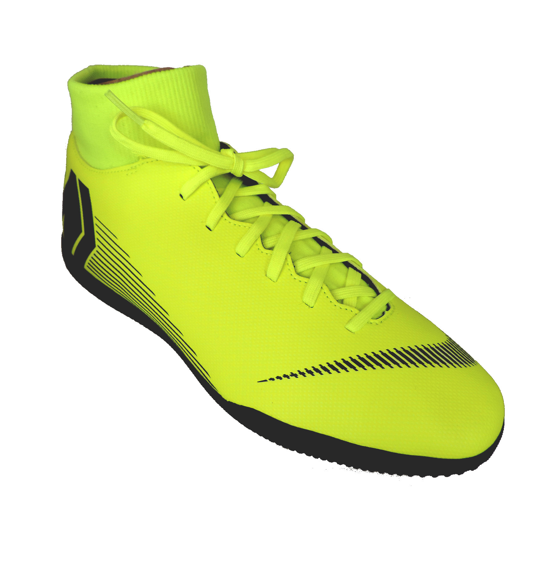 Chuteira Nike Superfly 6 Club Volt/Black