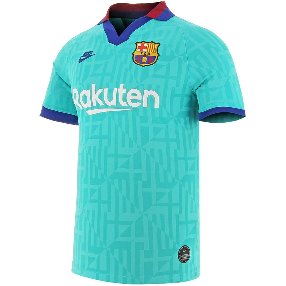Camisa Nike Barcelona Stad JSY SS 3R