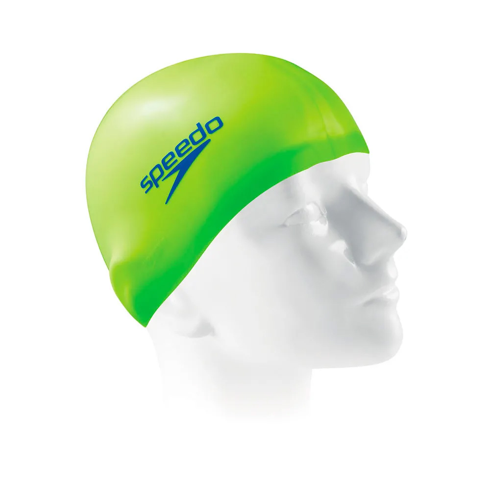 Touca Speedo Flat Swim Cap Verde