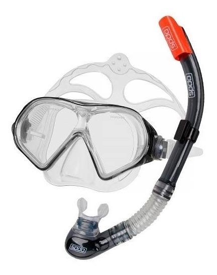 Kit Speedo para Mergulho Livre Belize Kit