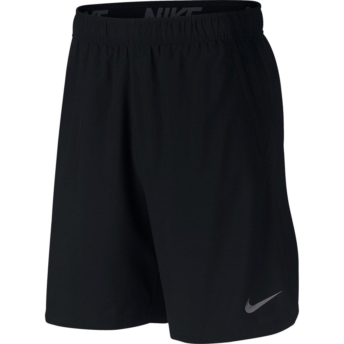 Bermuda Nike Flex Woven 2.0 – Preto