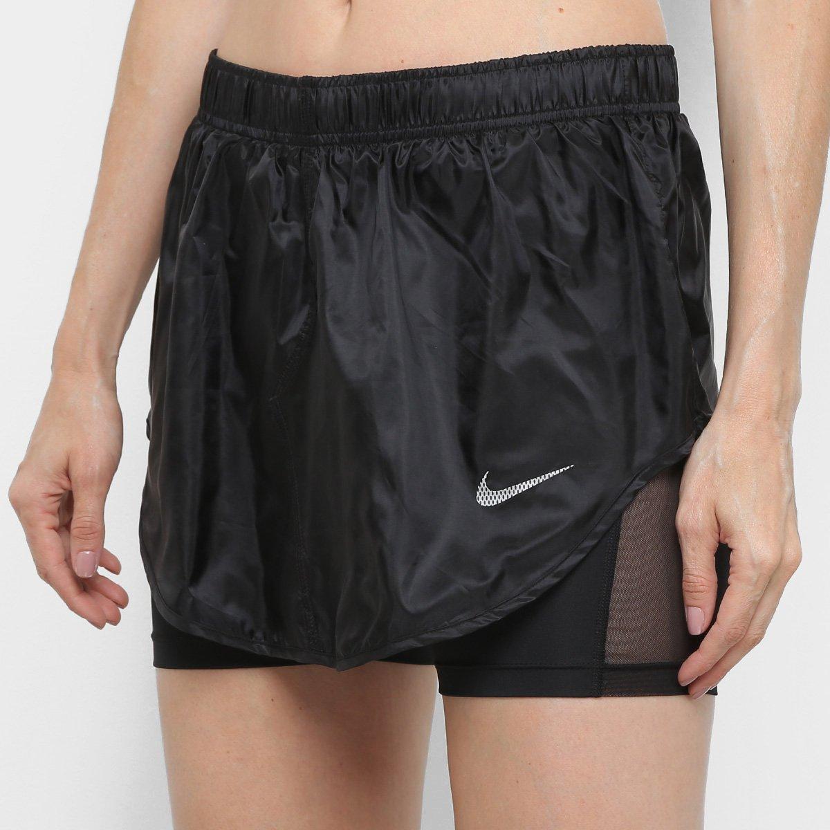 Saia Shorts Nike Icnclsh Tempo LX Skort