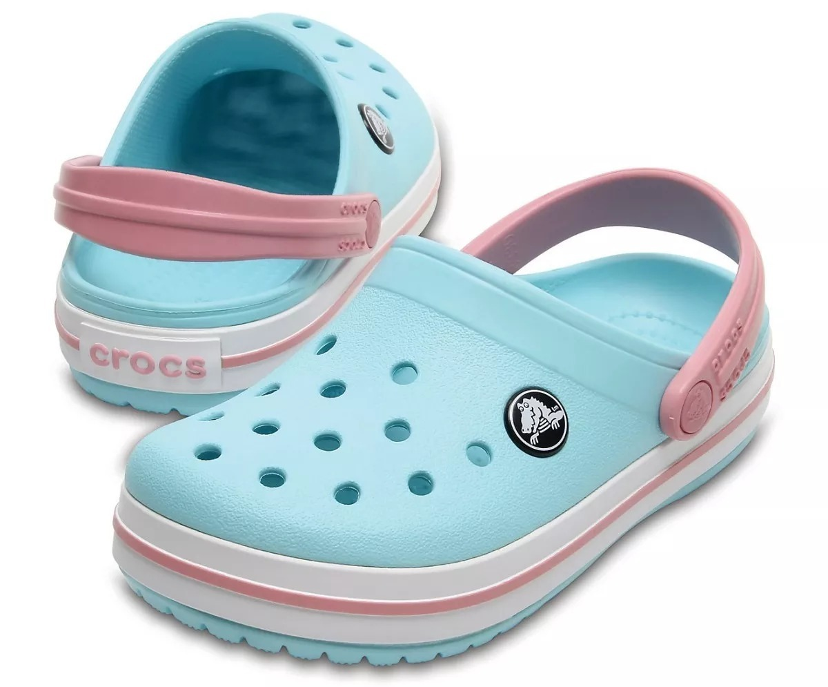 Crocs crocband Kids Ice Blue