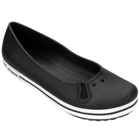 Crocs Crocband Flat Women Black
