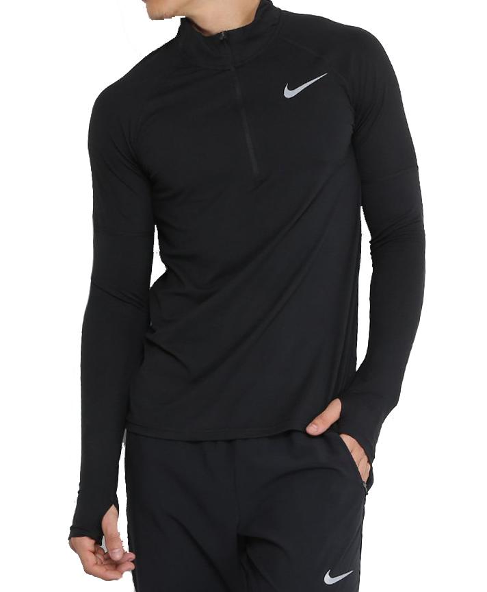 Camiseta Nike Manga Longa Element Masculina