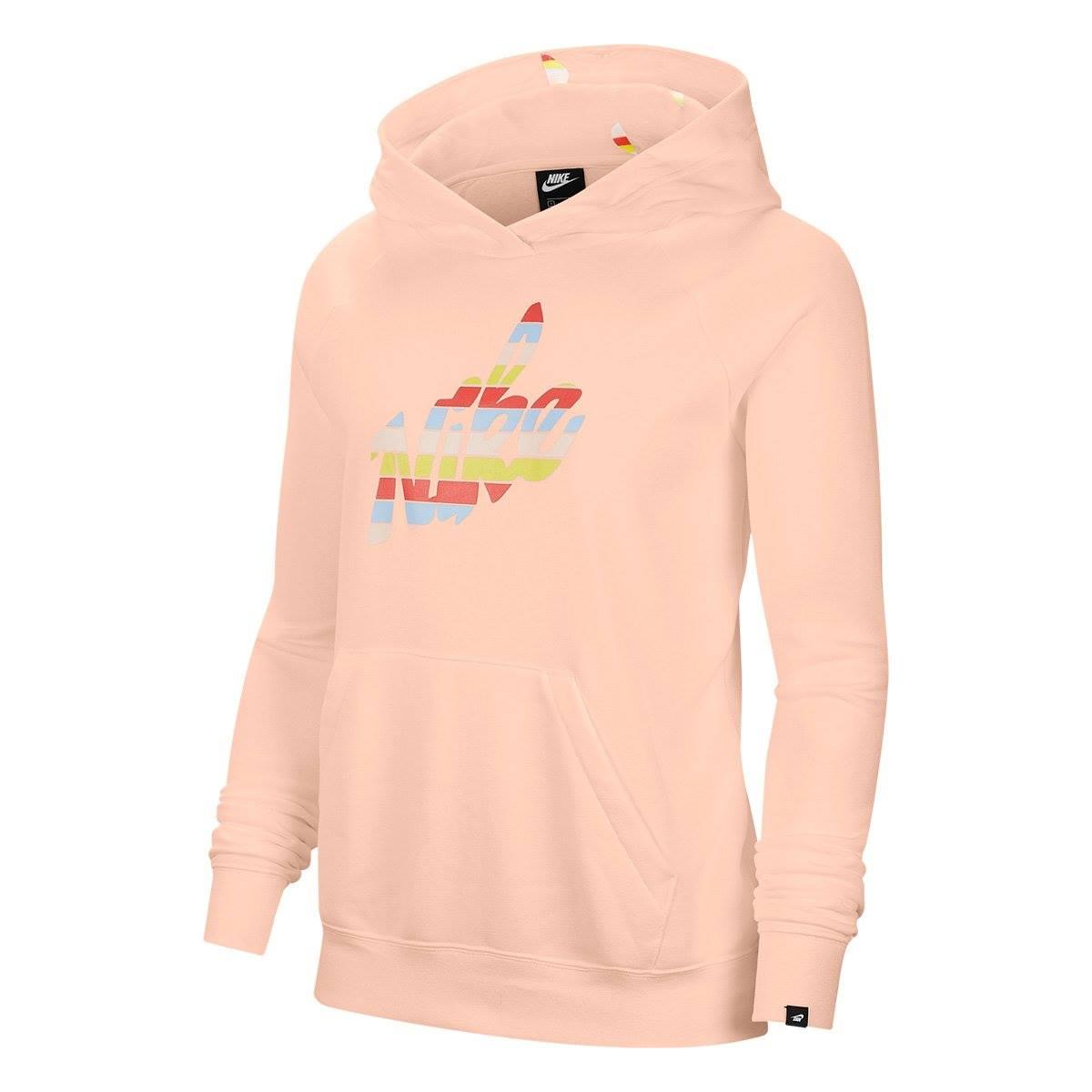 Blusão Nike Moletom Print GFX