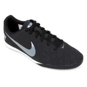 Chuteira Nike Beco 2 IC – Preto/Cinza/Branco
