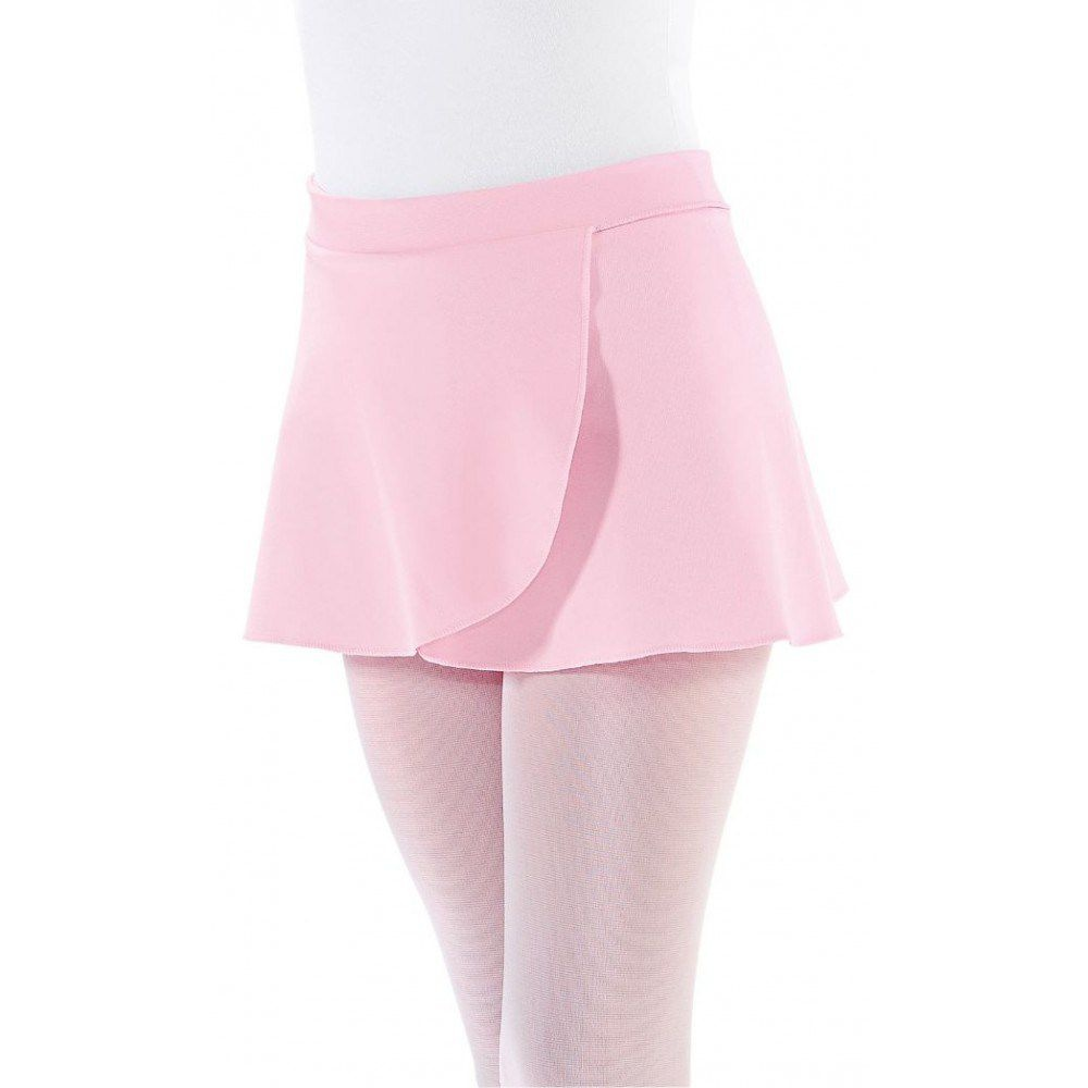 Saia de Jersey Ballet Capezio – Rosa